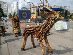 Олень... - фестиваль кузнецких предпринимателей