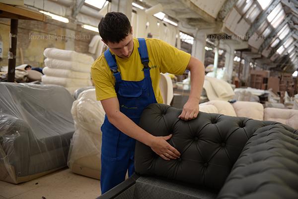 Производство мягкой мебели Polyaris Кузнецк