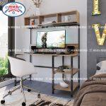 Компьютерный стол Лофт Борнео мебельная фабрика Мебель Поволжья Кузнецк