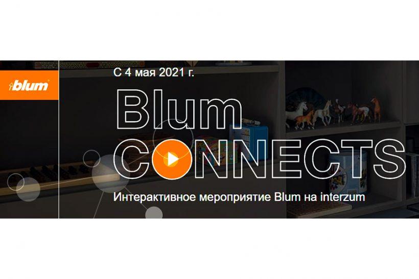 Blum connects